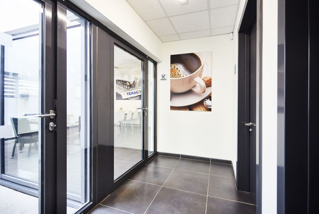 Guide to security doors for architects, Defender Clearguard