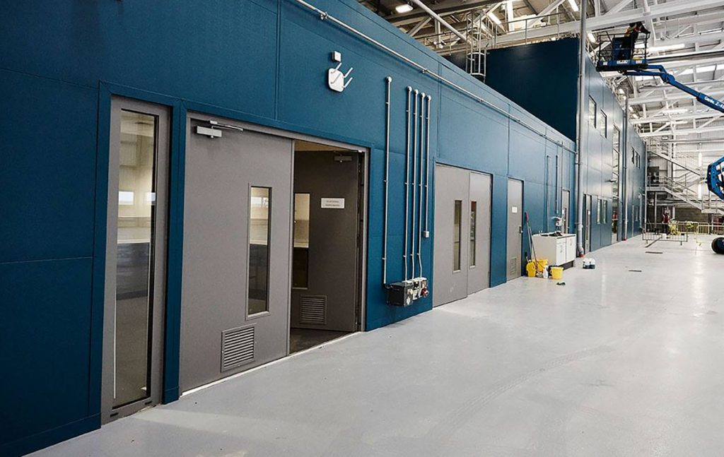 Safeguard Steel Security Door
